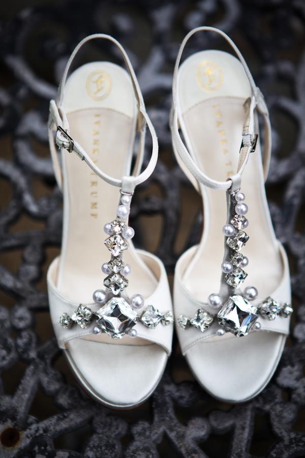 9aecb51aa753 Ivanka-Trump-Wedding-Shoes - Elizabeth Anne Designs  The Wedding Blog