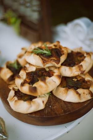 Mushroom-Tarts