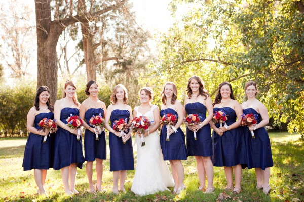 Navy-Bridesmaids