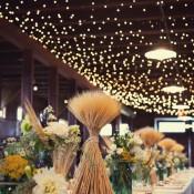Wheat-and-Wildflower-Centerpiece