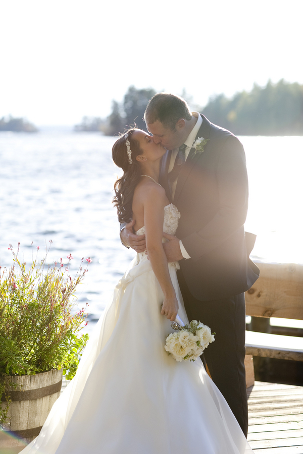 Migis Lodge Maine Wedding From Spring Smith Studios