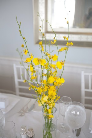 Yellow-Orchid-Centerpiece