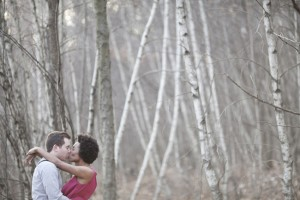 Birch-Tree-Woods-Engagement-Shoot