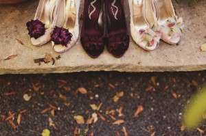 Burgundy-and-Ivory-Wedding-Shoes