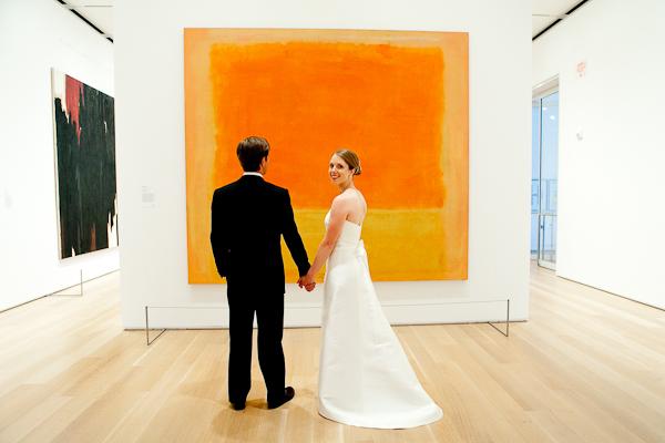 Real Weddings: Laura + Mark