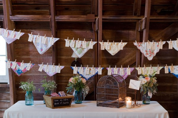 Escort-Card-Handkerchief-Bunting