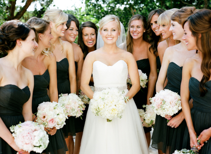 Austin Country Club Wedding From La Dolce Vita Photography