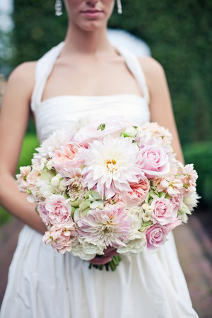 Gorgeous-Pink-Blush-Peach-Ivory-Dahlia-Rose-Hydrangea-Bridal-Bouquet