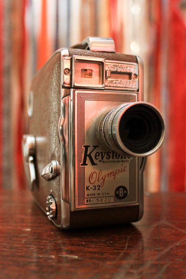 Keystone-Olympic-Vintage-Camera