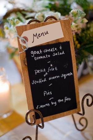 Miniature-Chalkboard-Menu