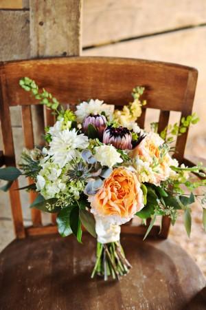 Pretty-Rustic-Wild-Bouquet