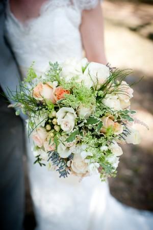 Soft-Peach-Wedding-Bouquet