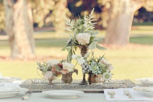 english-garden-herb-wedding-vintage-silver