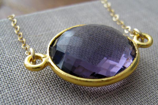 Amethyst-Indigo-Necklace