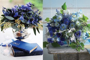 Blue-Wedding-Flowers