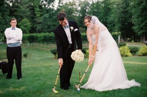 Bride-and-Groom-Croquet