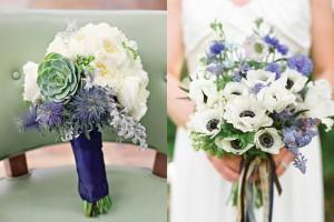 Grey-Blue-Bouquets