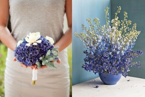 Indigo-Florals