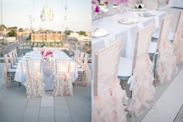 Wedding Inspiration Ruffles