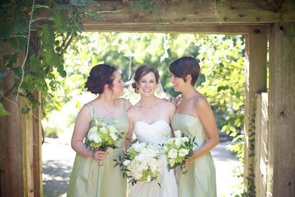 Sage-and-White-Bridesmaids