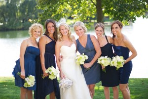 Shades-of-Indigo-Blue-Bridesmaids