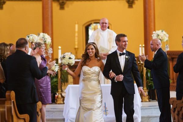 traditional church wedding ceremony elizabeth anne designs the