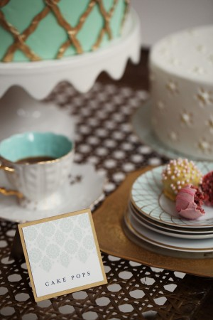 Turquoise-Mint-Gold-Wedding-Inspiration