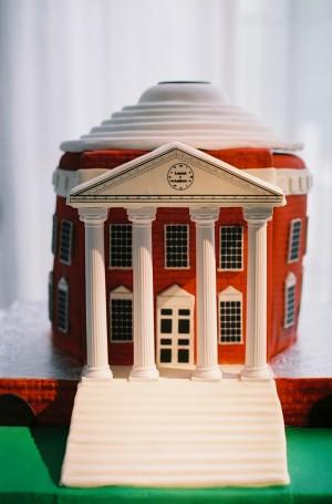 University-Wedding-Cake