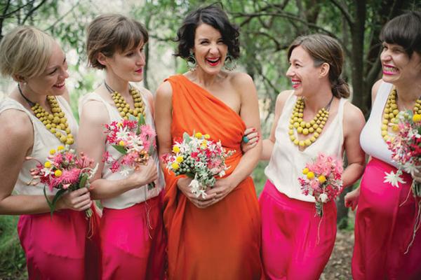 colorblock-bridesmaids