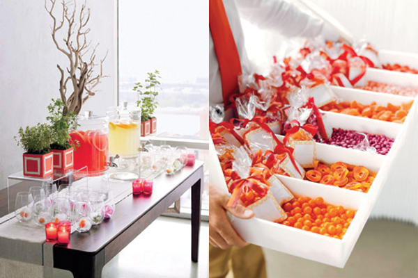 colorful-candy-and-drink-bar