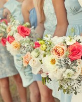 Blue-Bridesmaids-Dresses