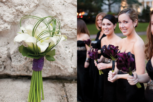 Bridesmaids-Calla-Bouquets