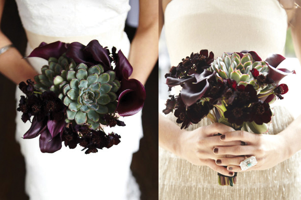 For The Bride Looking To Make A Dramatic Statement With Her Wedding Bouquet This Is One You Stunning Bridal Features