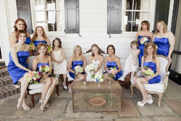 Cobalt-Blue-Bridal-Party
