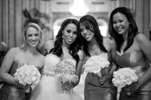 Glamorous-Bridesmaids