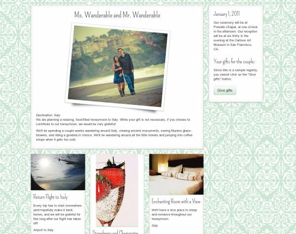 Honeymoon-Registry-Ideas