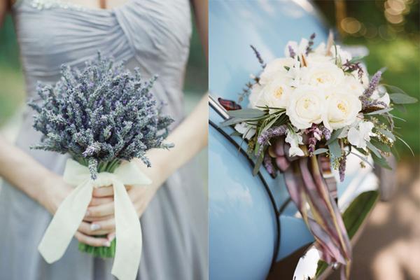 Lavender-Bridal-Bouquets