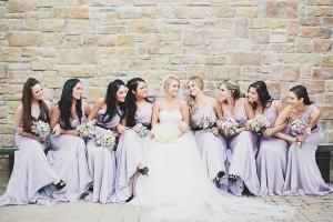 Lilac-Bridesmaids-Dresses