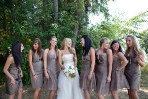 Mink-Brown-Bridesmaids-Dresses