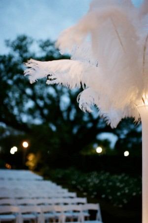 Ostrich-Feather-Wedding-Decor