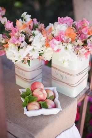Peach-Mint-Wedding-Decor