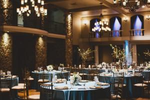 Peacock-Inspired-Wedding-Reception