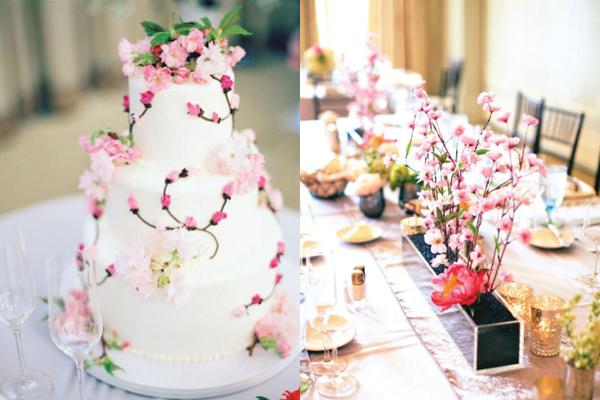 Pretty-Cherry-Blossom-Wedding-Flowers