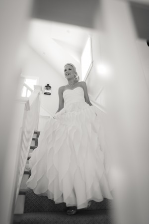 Ruffled-Bridal-Gown