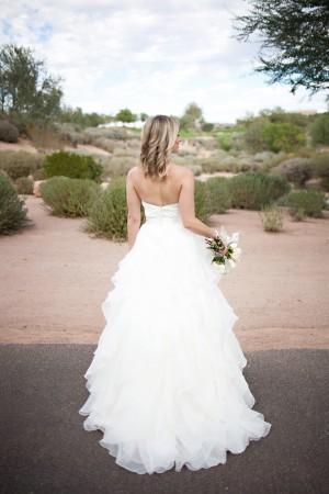 Ruffled-Wedding-Gown