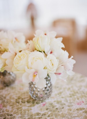 Small-White-Rose-and-Orchid-Wedding-Centerpiece