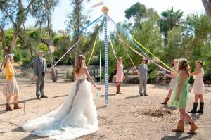 Wedding-May-Pole