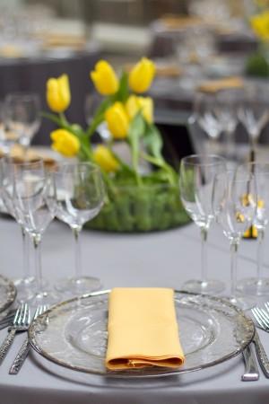 Yellow-Tulip-Centerpiece