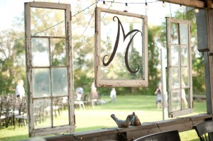 Antique-Window-Pane-Wedding-Decor