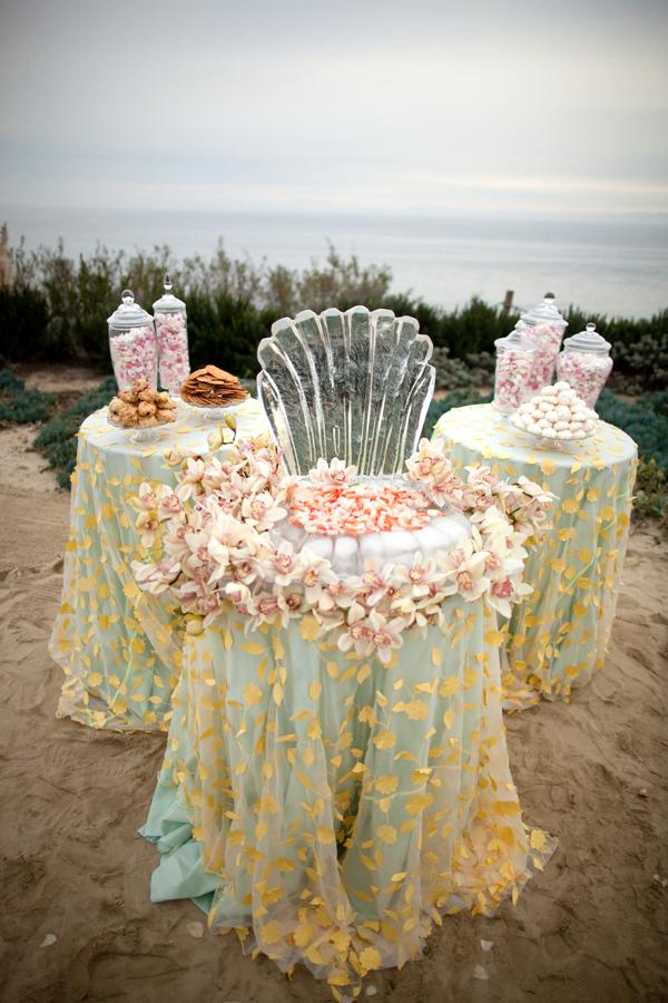 Beach Inspired Table Linens   Elizabeth Anne Designs: The ...